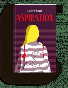 Couverture illustrée Aspiration Lauren Rowe
