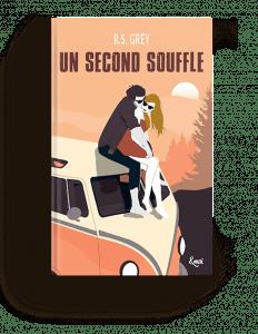 Couverture illustrée Un second souffle RS Grey