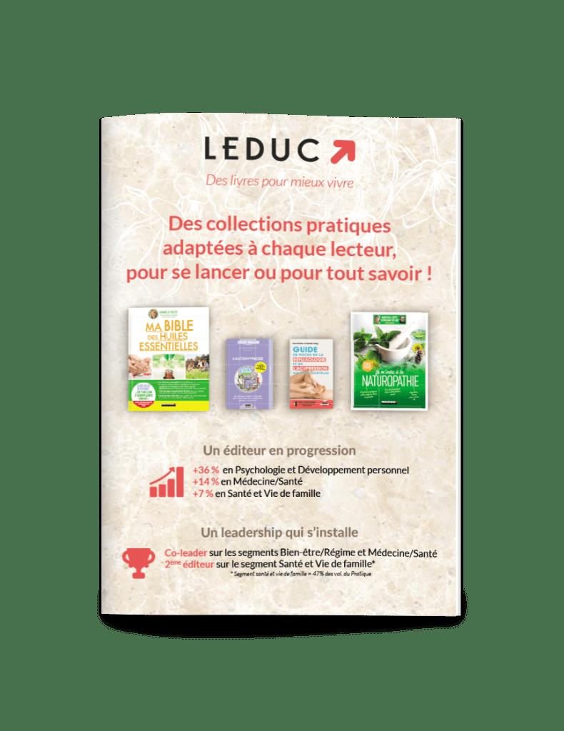 Plaquette Collections Leduc Pratique 2020