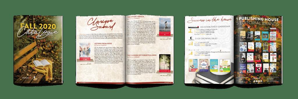 Catalogue Droits Automne 2020 Leduc