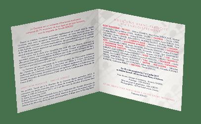 Harmonie La Garonne CD