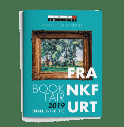 Catalogue littéraire Leduc Foire Francfort
