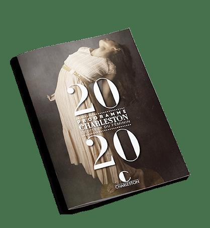 Plaquette Charleston 2020