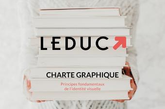 Charte graphique Éditions Leduc