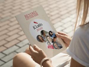 Magazine de rentrée littéraire Lattès 2020